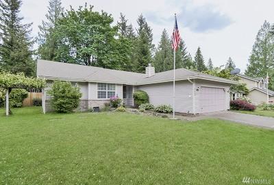 Covington Single Family Home For Sale: 27004 200th Ave SE