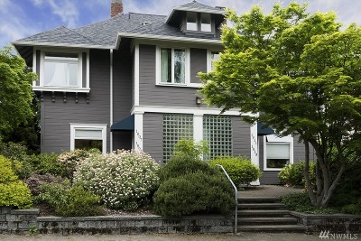Seattle Condo/Townhouse Sold: 1807 4th Ave W