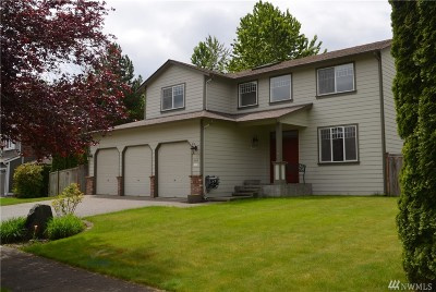 Puyallup Single Family Home Contingent: 2118 22nd St SE
