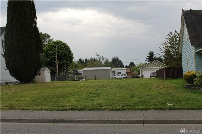 Blaine Residential Lots & Land For Sale: 878 Harrison Ave