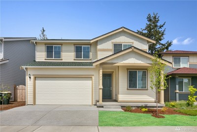 Lacey Single Family Home For Sale: 5522 66th Wy SE
