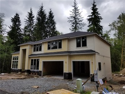 Snohomish Single Family Home For Sale: 11302 214th Place SE