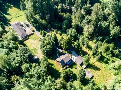 Duvall Single Family Home For Sale: 15220 Kelly Rd NE