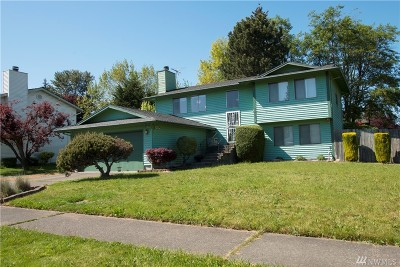 Single Family Home For Sale: 3402 55th Ave NE