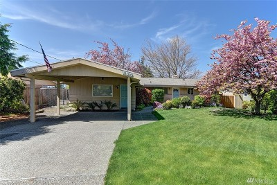 Edmonds Single Family Home For Sale: 21812 98th Ave W