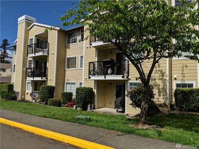 Federal Way Condo/Townhouse For Sale: 28708 18th Ave S #W103