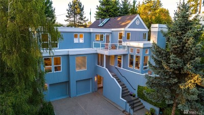 Bellevue Single Family Home For Sale: 1001 106th Ave SE