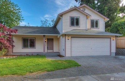 Spanaway Single Family Home For Sale: 17515 17th Ave E