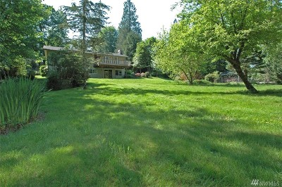 Maple Valley Single Family Home For Sale: 18450 Lake Francis Rd SE