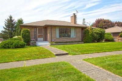 Auburn Single Family Home For Sale: 1527 J St SE