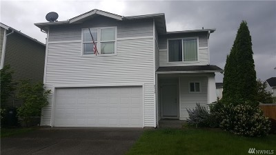 Puyallup Rental For Rent: 9510 187th St E
