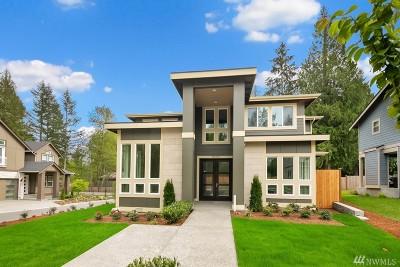 Renton Single Family Home For Sale: 16013 SE 140th St