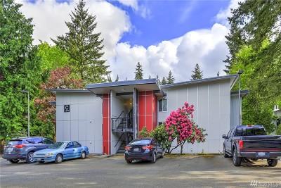 Bellevue Condo/Townhouse Sold: 14675 NE 32nd St #C-103