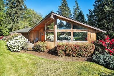 Monroe Single Family Home For Sale: 22710 Woods Creek Rd