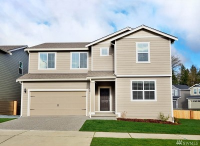 Woodland Single Family Home For Sale: 1708 Blacktail Lane