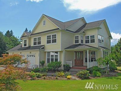 Bellingham Single Family Home For Sale: 2867 Jensen Rd
