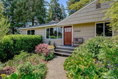 Mountlake Terrace Single Family Home For Sale: 23908 60th Ave W