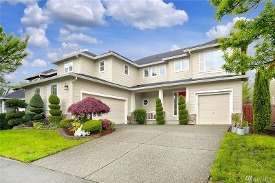 Sammamish Single Family Home For Sale: 1407 241st Place SE
