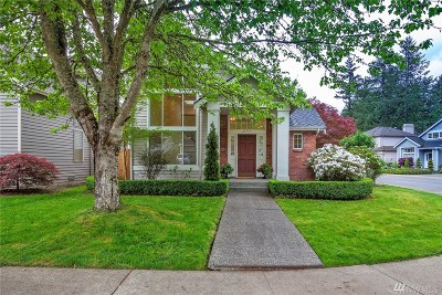 Issaquah Single Family Home For Sale: 25717 SE 35th Place