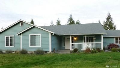 Rainier Single Family Home For Sale: 11712 145th Lane SE