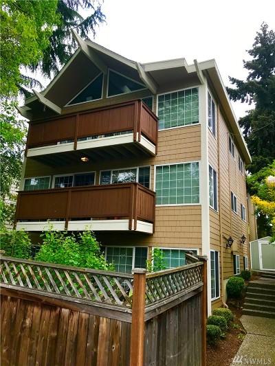 Seattle Condo/Townhouse For Sale: 4728 40th Ave NE #1B