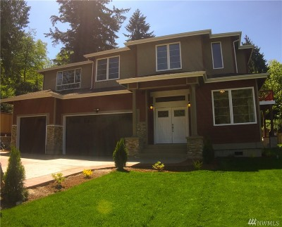 Tukwila Single Family Home For Sale: 4911 111th Ave S