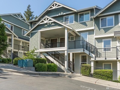 Kenmore Condo/Townhouse For Sale: 19010 68th Ave NE #B101