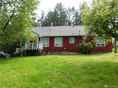 Chehalis Single Family Home For Sale: 120 Cristler Rd