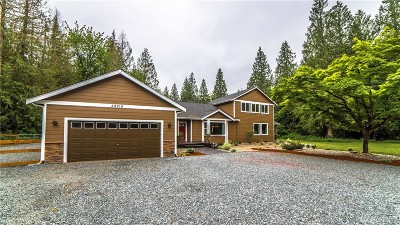 Graham WA Single Family Home Contingent: $625,000