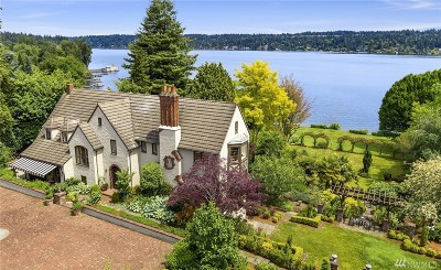 Seattle Single Family Home For Sale: 5525 S Frontenac St