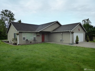 Chehalis Single Family Home For Sale: 1865 SW Hubbard Lane
