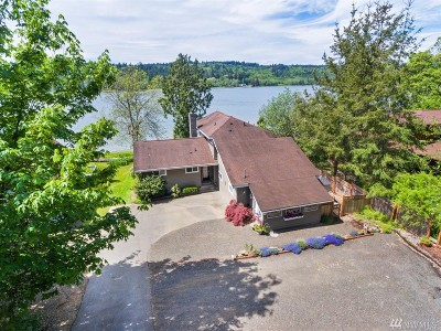 Gig Harbor Single Family Home For Sale: 2560 E State Route 302
