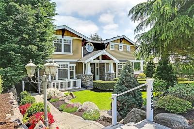 Kirkland Single Family Home For Sale: 1328 3rd St