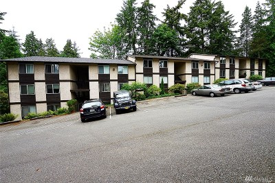 Edmonds Condo/Townhouse For Sale: 8614 238th St SW #101