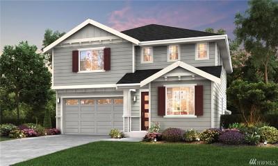 Marysville Single Family Home For Sale: 8446 73rd (Lot #23 Div. 4) St NE