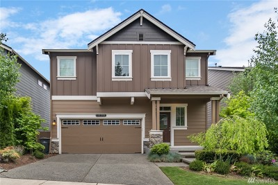 Bothell Single Family Home For Sale: 18206 42nd Dr SE