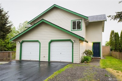 Bellingham WA Multi Family Home Contingent: $404,500