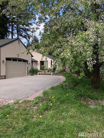 Rainier Single Family Home For Sale: 13211 118th Ave SE