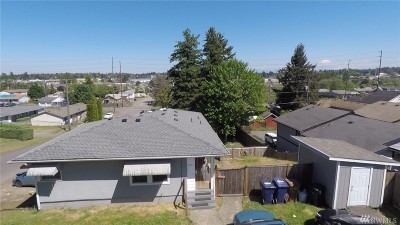 Tacoma Multi Family Home For Sale: 6701 S Monroe St