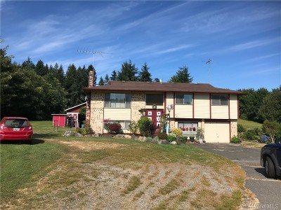 Port Orchard Single Family Home For Sale: 4310 Bethel Rd SE