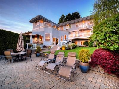 Lake Stevens Single Family Home For Sale: 1214 E Lakeshore Dr