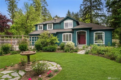 Sammamish Single Family Home For Sale: 24223 SE 24th St