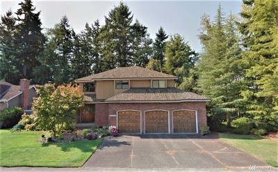 Federal Way Single Family Home For Sale: 32607 10th Place SW