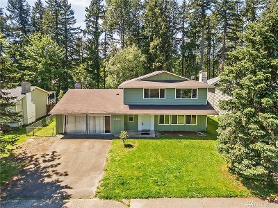 Renton Single Family Home For Sale: 18973 127th Place SE