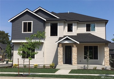Puyallup Single Family Home For Sale: 2635 21st Ave SW #46