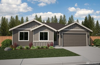 Orting Condo/Townhouse Contingent: 113 Cherry Lane SW #Lot71