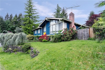 Renton Single Family Home For Sale: 16630 159th Place SE