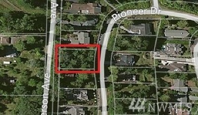 Port Ludlow Residential Lots & Land For Sale: 85 Pioneer Dr & Jefferson Ave