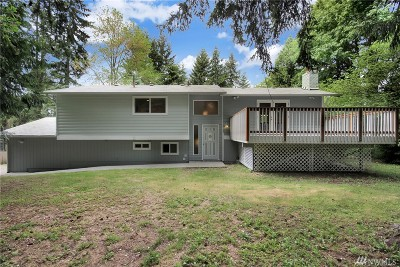 Kirkland Single Family Home For Sale: 12321 80th Ave NE