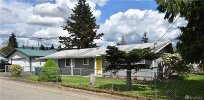 Sedro Woolley Single Family Home For Sale: 500 Fidalgo